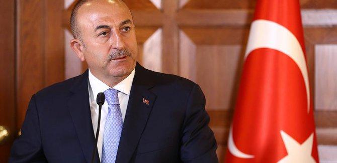 Dışişleri Bakanı Çavuşoğlu: Brett McGurk kesinlikle PKK ve YPG'ye destek vermektedir
