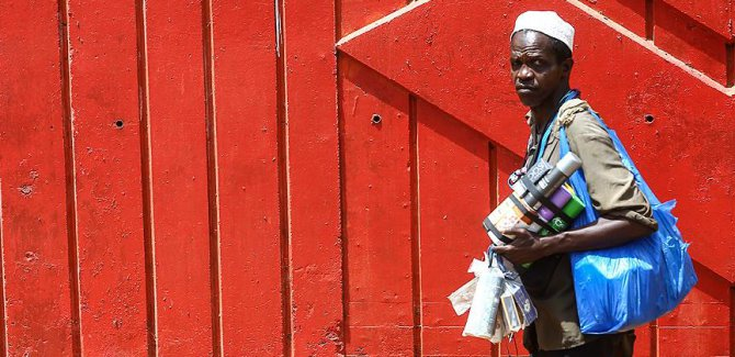 '2050'de dünyada dört çalışandan biri Afrikalı olacak'