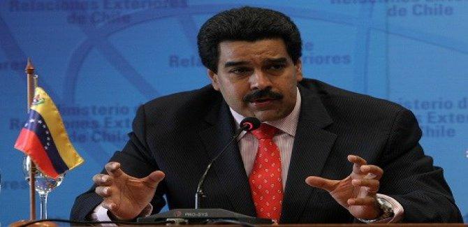 Maduro: 21. yüzyılın Yahudileriyiz