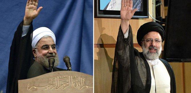 İran'daki seçimlerin Ruhani ile Reisi arasında geçmesi bekleniyor