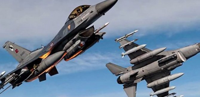 Rusya: ABD'nin Suriye'ye yönelik saldırısı kabul edilemez!