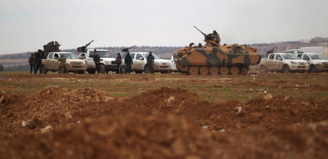 Efrin'de ÖSO, YPG'ye saldırdı!
