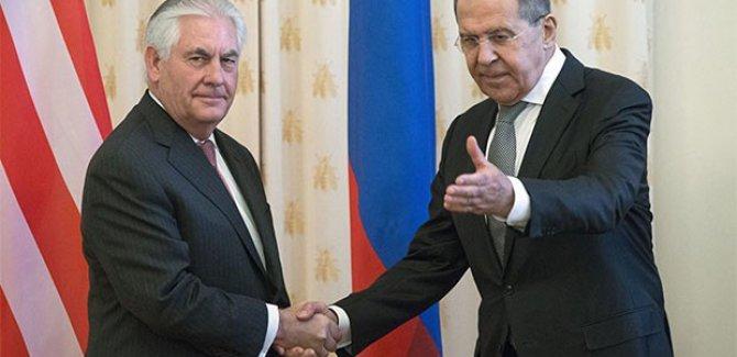 ABD'den Rusya'ya 'yeni Suriye savaş alanı teklifi'