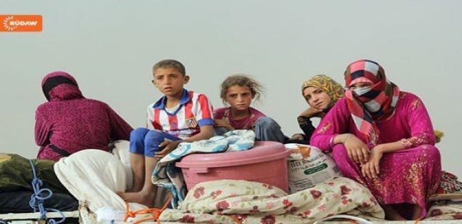 Kürdistan Bölgesi'nden 'acil' yardım çağrısı!