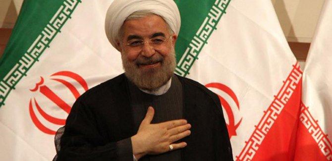 Hasan Ruhani: Herkesin cumhurbaşkanıyım