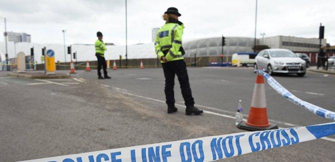Manchester'da üniversitede bomba paniği