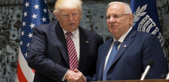 Trump, acı tabloyu böyle resmetti: İran'la sorun yaşayanlar İsrail'le yakınlaşıyor, bundan memnunuz