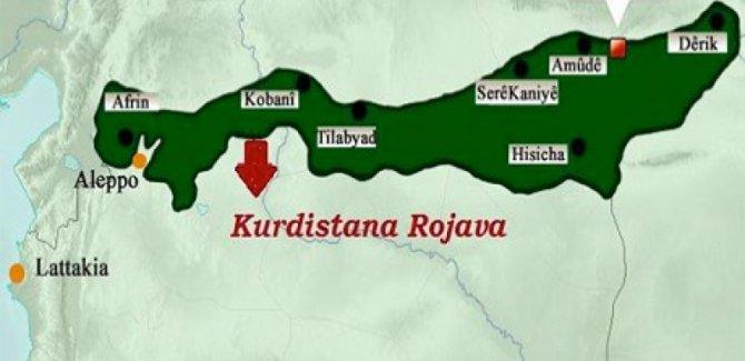 'Müdahale edilmese Rojava'ya fatiha okuyacağız'