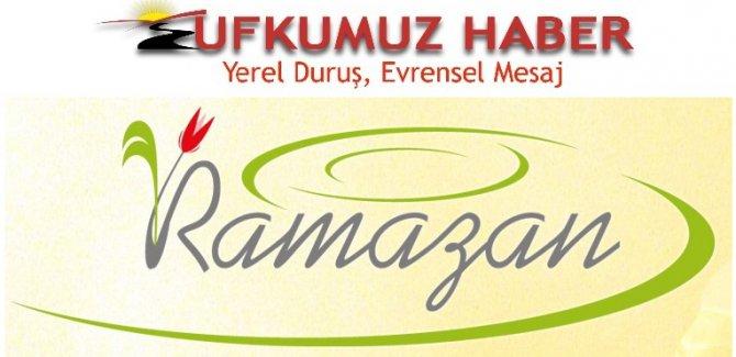 RAMAZANLA ÖZÜMÜZE DÖNMEK /Editörden