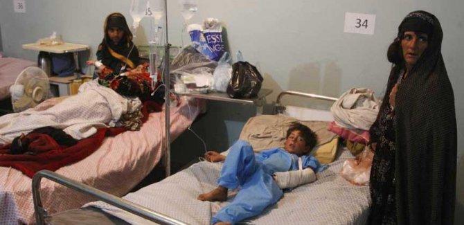 Afganistan'da bombalı saldırı: 18 ölü