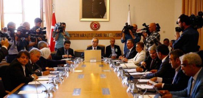 Tanrıkulu: Darbe Komisyonu üyelerinin çoğu, Gülen cemaati ile bağlantılı