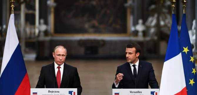 Fransa'dan Suriye'de misilleme tehdidi