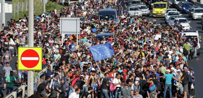 Hırvatistan Cumhurbaşkanı: Avrupa'ya 200 milyon mülteci gelebilir