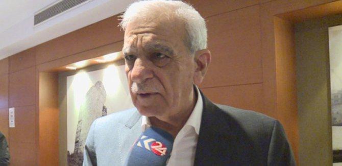 Ahmet Türk: Silahlı mücadeleyle hiçbir şey çözülmez