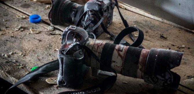 UNESCO: 2016'da Irak'ta 125 gazeteci öldürüldü