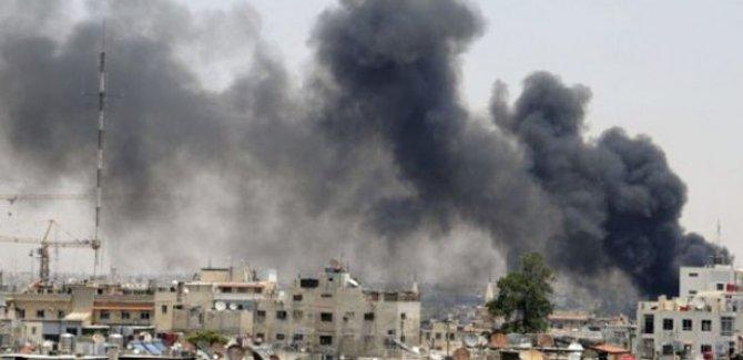 Koalisyon uçakları Rakka'da sivilleri vurdu: 43 ölü