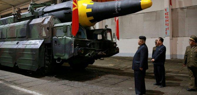 Kuzey Kore, BMGK'ya resti çekti
