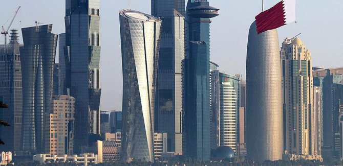 Katar İİT'nin açıklamasını kınadı