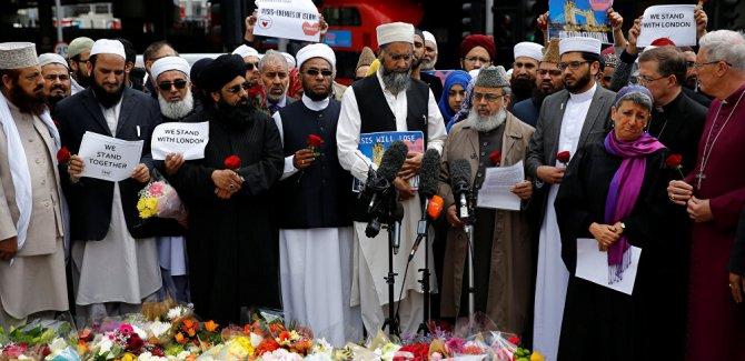Londra'da saldırının ardından İslamofobik nefret suçlarında artış