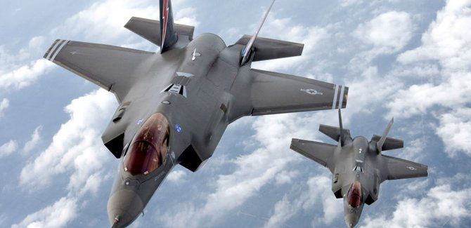 Araplar İlişki Kesti,ABD Savaş Uçağı Sattı
