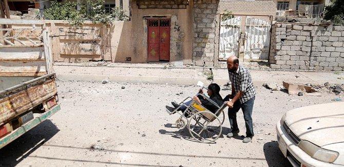 BM'den Musul'daki siviller için uyarı