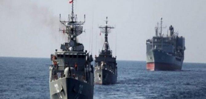İran ve Çin'den ortak tatbikat