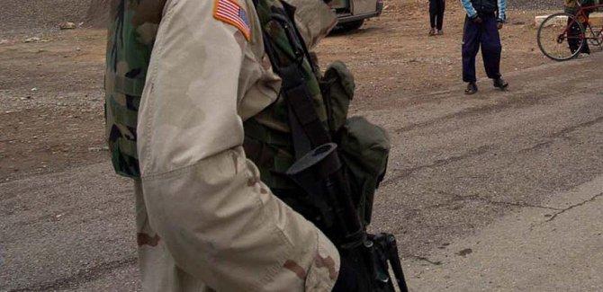 ABD Özel Kuvvetlerinin Suriye sınırına konuşlandığı iddiası