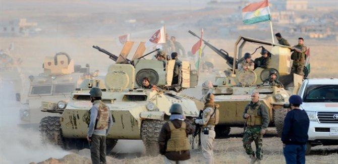 Irak Eski Musul'a girildi - Bombalı araçlar art arda!