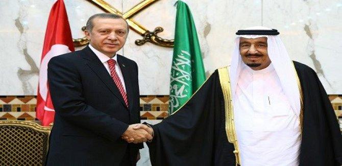 Suudi Arabistan'dan Türkiye'ye ret!