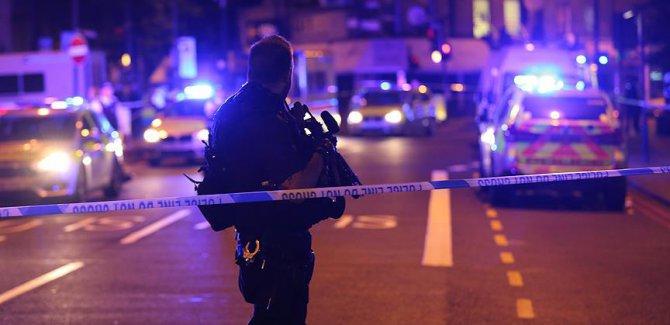 Londra'da Müslümanlara yönelik İslamofobik terör saldırısı