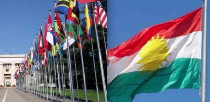 'Dünya kamuoyu, Kürdistan'ın bağımsızlık referandumunu destekliyor'