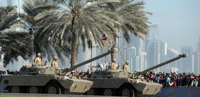 Katar ile Türkiye'den ortak tatbikat