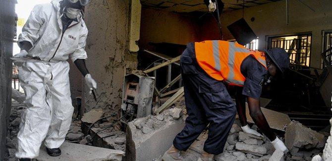 Nijerya'da eş zamanlı intihar eylemleri 9 kişi hayatını kaybetti