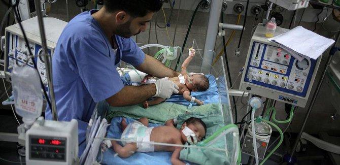 Filistin Sağlık Bakanlığından ölümlerin artabileceği uyarısı