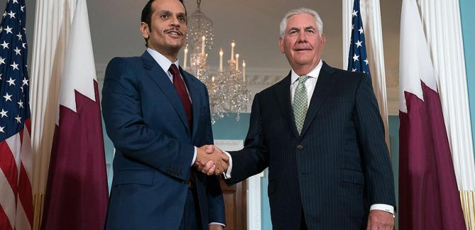 'Katar'a yöneltilen talepler ispat edilmemiş iddialardır'