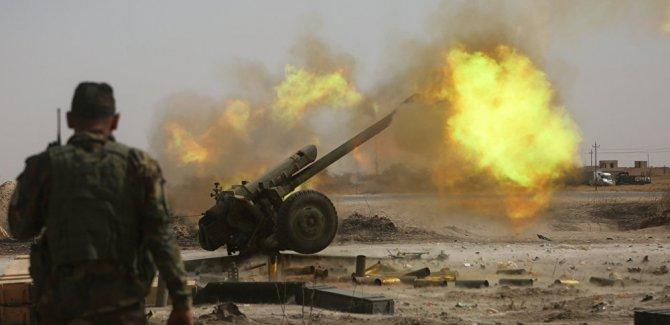 Musul'da 2 mahalle daha IŞİD'den kurtarıldı
