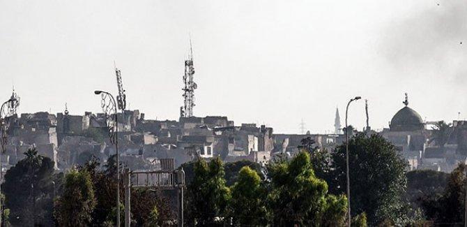 Bağdadi'nin 'hilafet' ilan ettiği camii'de kontrol sağlandı