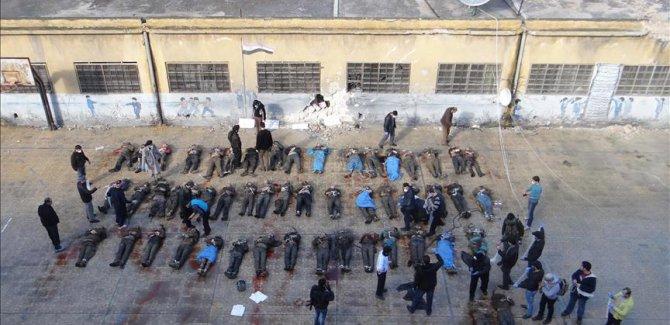 SNHR:Esed 13 bin kişiyi işkenceyle öldürdü