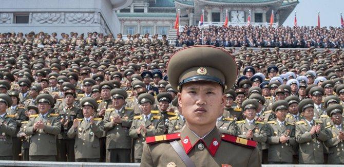 Kuzey Kore: Yerkürenin her noktasını vurabilecek füzelerimiz var