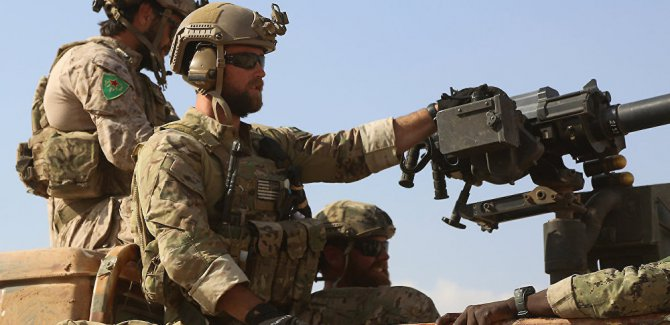 Suriye'nin kuzeyinde ABD 7 askeri üs kurdu