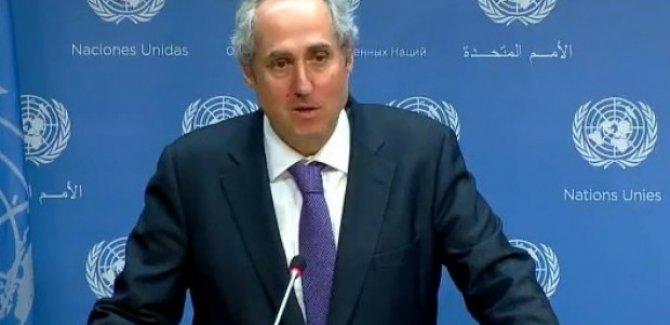 BM sözcüsü : Referanduma karşı değiliz