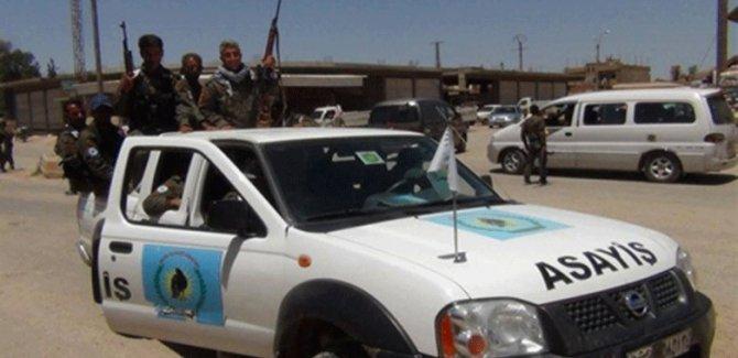 PYD'den mecburi askerlik için köye baskın