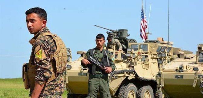 ABD'den YPG'ye askeri sevkiyat sürüyor