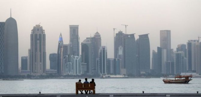 ABD, İngiltere ve Kuveyt'ten ortak Katar açıklaması