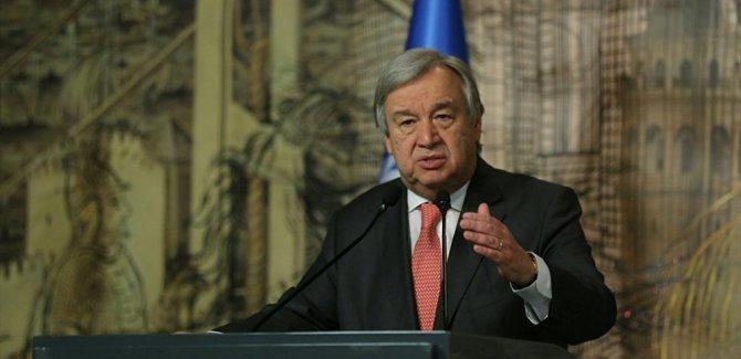 BM, Suriye'deki ateşkes memnuniyet verici