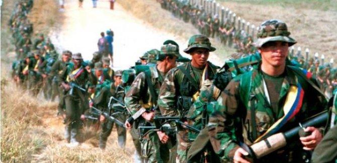 FARC'ın 3 bin 252 militanına af