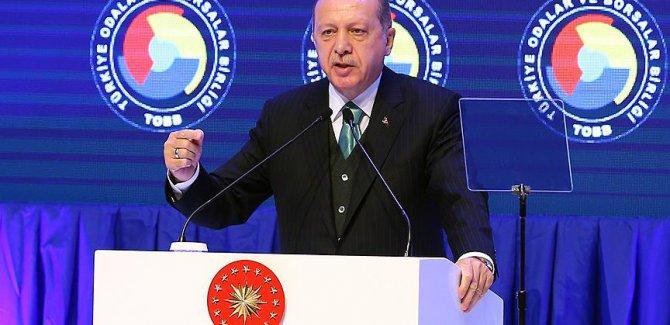 Erdoğan: OHAL'in sınırlarını biz belirleriz