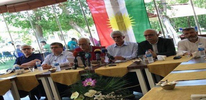 Kürdistan Bağımsızlık Refrerandumu Çalıştayı
