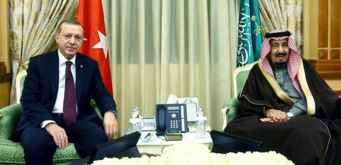 Suudi Arabistan'dan Türkiye'ye Katar uyarısı