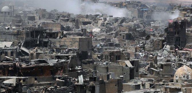 Musul'da 40 binden fazla sivil insan hayatını kaybetti